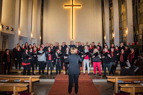 Zum Abschluss des Jubiläumsjahrs tritt der 125 Jahre alte Chor Frohsinn Nofels im Rahmen mehrerer Messen mit einer Mozart-Messe auf. frohsinn nofels