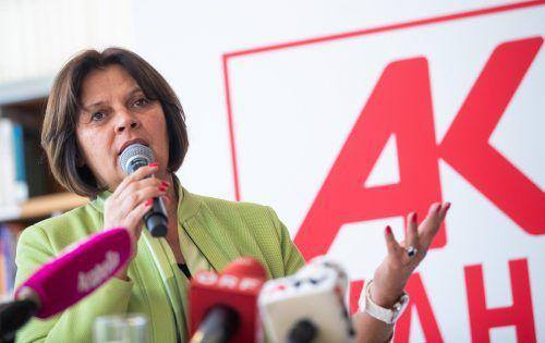 AK-Präsidentin Anderl fordert, Druck von den Beschäftigten zu nehmen. APA