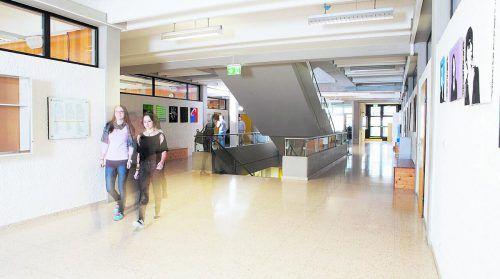 Aktuell besuchen rund 250 Schüler das BORG Lauterach. BORG Lauterach