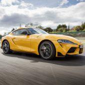Autonews der WocheDer GR Supra von Toyota erhält einen 4-Zylinder-Motor / E-Auto-Flaute in China, Europa boomt / Hummer soll elektrisches Comeback feiern