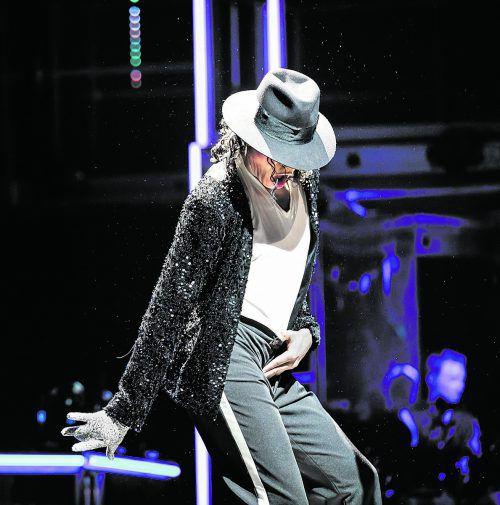 Am 23. Jänner 2020 gastiert das Michael- Jackson-Musical in Bregenz.dominik gruss