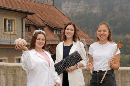Am 23. Jänner öffnet die HLW Institut St. Josef ihre Türen für interessierte Schülerinnen und ihre Eltern.HLW Feldkirch