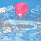 Die erste Alpenüberquerung