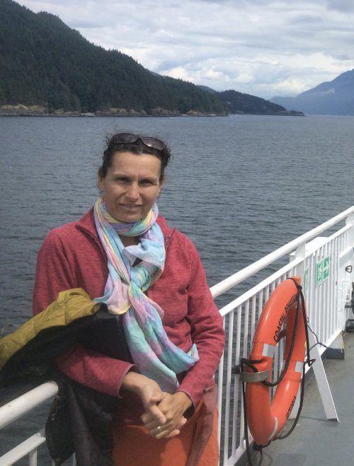 Astrid Lackner hat in Kanada vor 30 Jahren eine neue Heimat gefunden.