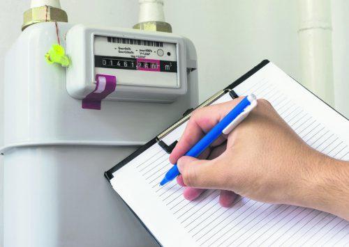 Auf Basis des eruierten Energieverbrauchs erfolgt die Neuberechnung. foto: Shutterstock