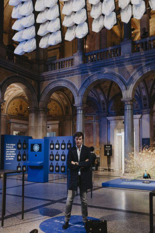 """""""Beauty"""", das Ausstellungsprojekt, das Stefan Sagmeister gemeinsam mit Jessica Walsh entwickelte, kommt endlich auch nach Vorarlberg. jana sabo"""