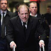 Ein #MeToo-Augenblick – Harvey Weinstein vor Gericht