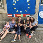 Das Abenteuer Europa startet in Bregenz