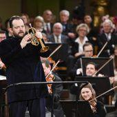 Philharmoniker führten auch ins Beethoven-Jahr