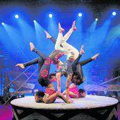 Mama Africa – Circus der Sinne ist mehr als eine Zirkusshow