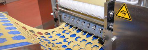 Bis Ende des Jahres gilt es noch Lieferverträge zu erfüllen. Dann steht bei Gastina auch diese Pasta-Maschine. FA/Widmer
