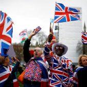 Großbritannien hat EU verlassen