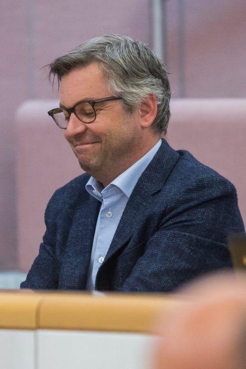 Brunner gehört dem Bundesrat seit 2009 an, seit zwei Jahren ist er Vizepräsident. Nun steht er vor einer neuen Aufgabe. VN/Steurer