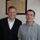 Neuer Augenarzt in Dornbirn