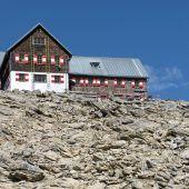 Mannheimer Hütte wird heuer saniert