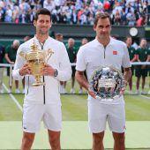 Das Duell, das alle Tennisfans elektrisiert