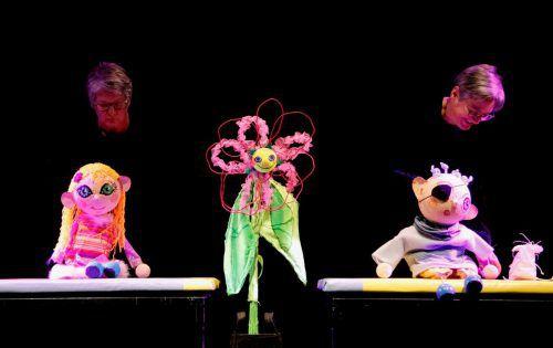 """Das Stück """"Margaritha zaubert"""" wurde vom Harder Puppentheater fantasiereich umgesetzt und basiert auf einem Märchen von Hans Christian Andersen. Biatel"""