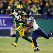NFL-Halbfinalkracher Packers vs 49ers
