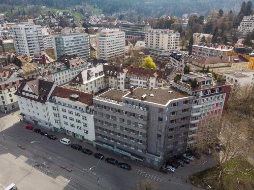 Die VLV-Pläne spießen sich unterirdisch mit dem Baubescheid der Seestadt Bregenz GmbH. VN/Hartinger