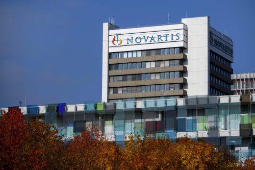 Den Löwenanteil zahlen Börsenschwergewichte wie Novartis oder Nestlé. AFP