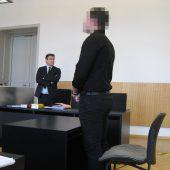 Drei Jahre Haft für den Räuber von Lustenau