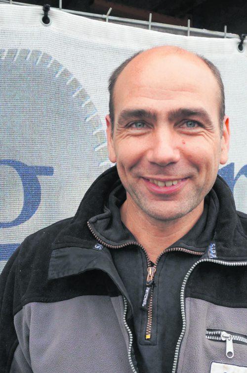 Der Brite Timothy Richardson lebt seit 1995 in Vorarlberg.