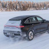 Warum Kälte Elektroautos ausbremst