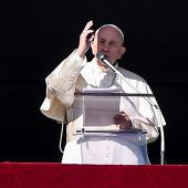 Papst Franziskus verurteilt Gewalt gegen Frauen
