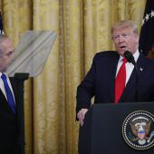 Zwei-Staaten-Lösung in Trumps Friedensplan