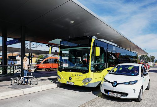 Der Verkehrsverbund will vom Bus-und-Bahn-Verbund zum Mobilitätsverbund werden. VVV