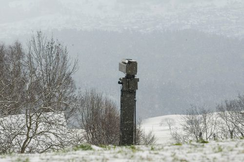 Der verstorbene Grundwehrdiener war für die Bewachung einer Radarstation auf der Amerlugalpe (Vorderälpele) eingeteilt. symbol vn/paulitsch