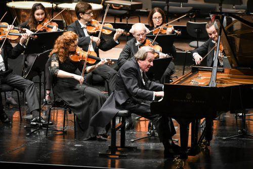 Der Wiener Weltklasse-Pianist Rudolf Buchbinder ist einer der profiliertesten Beethoven-Interpreten unserer Zeit. Mittelberger