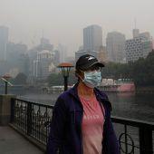 Die Luft in Melbourne ist weltweit am schlechtesten