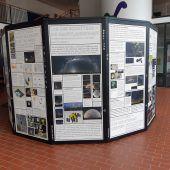 Ausstellung über Lichtverschmutzung
