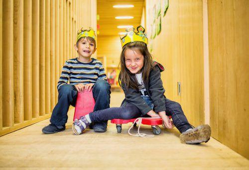 Die Bludenzer Kindergärten wolle gezielte Energiesparmaßnahmen setzen. EIV/Gmeiner