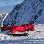 Hohe Folgekosten bei Skisportunfällen
