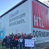 HTL-Schüler gemeinsam für Brandopfer in Australien
