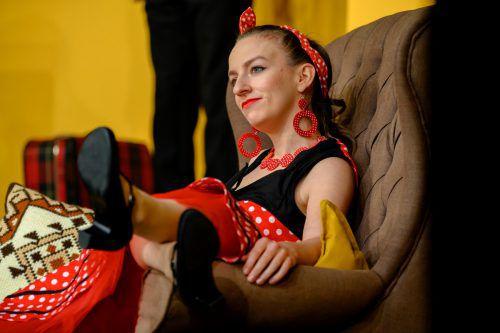 Die Lehrerin Lisa-Maria Marte ist auf Bühnen sowie in Musikensembles aktiv. Ehrne