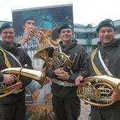 Militärmusikkonzert in Wolfurt