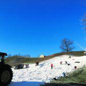 Eine Bühne für den Wälder Skisprungnachwuchs