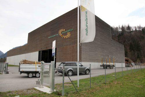 Der Kaufvertrag für die Naturwärme Montafon wurde am 12. März unterzeichnet, jetzt erfolgt die offizielle Übernahme durch Engie.Fa/meznar