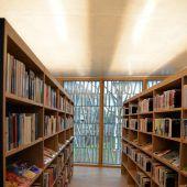 Dornbirns neuer Hort der Bücher