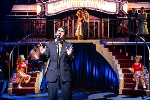 """Die Premiere von """"That's Life"""" wurde vom Publikum im Berliner Theater am Potsdamer Platz enthusiastisch gefeiert.                showfactory"""