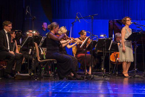 Die Salonkapelle Tafelspitz präsentiert ihr erstes Konzertprogramm in Hard. salonorchester Tafelspitz
