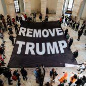 Streit zum Auftakt des Impeachment-Prozesses