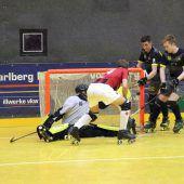 Vorarlberg-Derby im Rollhockey