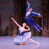Das St. Petersburg Festival Ballet präsentiert zwei Ballettklassiker