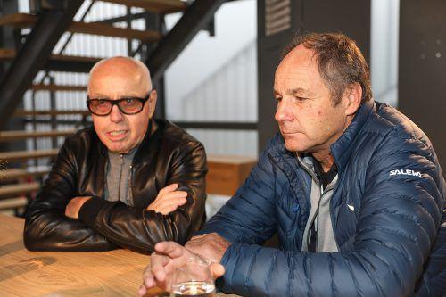 DTM-Chef Gerhard Berger ist auf der Suche nach neuen Herstellern.noger