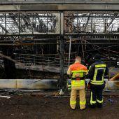 Silvesterdrama in Krefelder Zoo: Über 30 Tiere bei Brand getötet