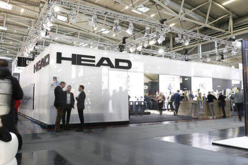 """Ein Highlight der neuen Racing-Kollektion von Head ist der """"Energy Management Circuit"""", ein elektronischem Ski-Dämpfungssystem. Head"""